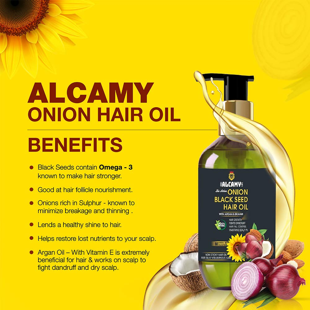 ALCAMY ONION HAIR OIL 01