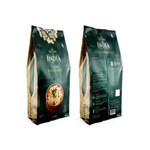 Crown India Product Packaging Design